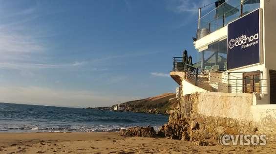 Arriendo depto con vista al mar en reñaca cochoa