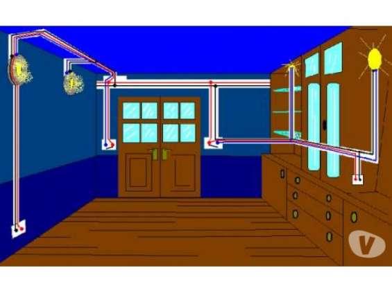 Servicio electrico a domicilio