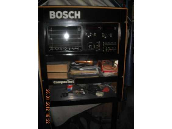 Osciloscopio bosch compast test modelo 201 como nuevo.