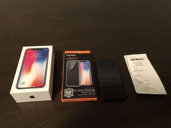 Nuevo apple iphone x 64gb y 256gb