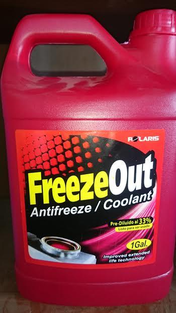 Coolant antifree al 33%