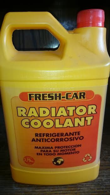 Coolant refrigerante gl