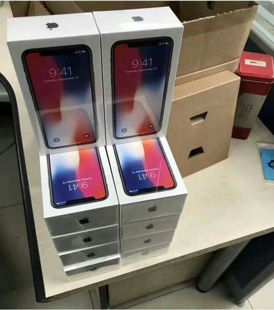 Con garantía apple iphone x $600/iphone 8 plus $500/iphone 8 $400/ iphone 7 $300 usd/samsu