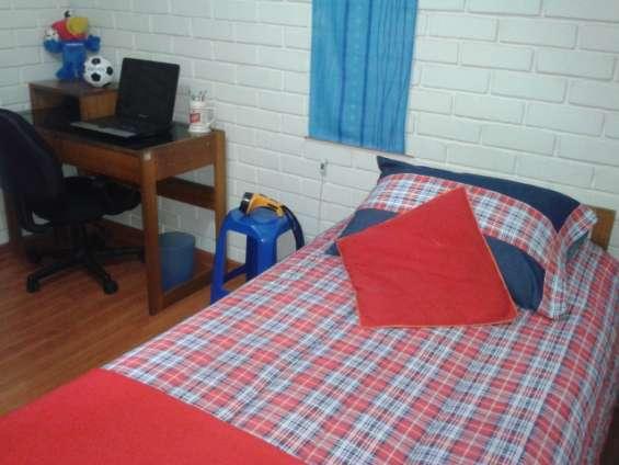 Habitaciones para estudiantes, las condes, santiago de chile.