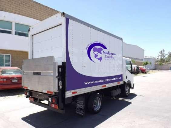 Transportes en chile - mudanzas en litoral costero 226817234