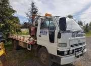 Vende camion  grua cama