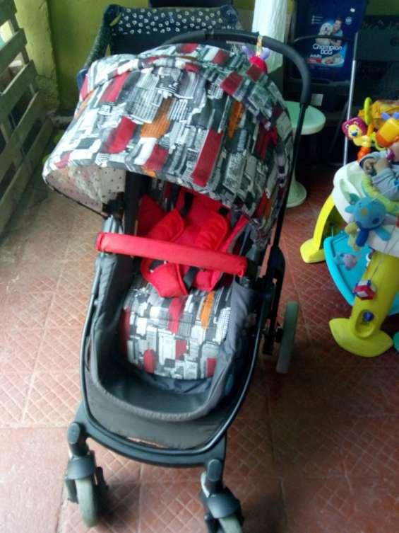 Coche bebesit travel nolta