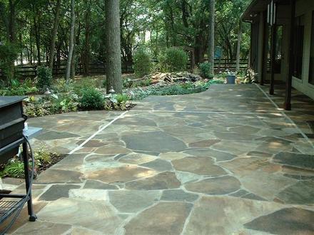 Piedra laja, venta e instalaciones