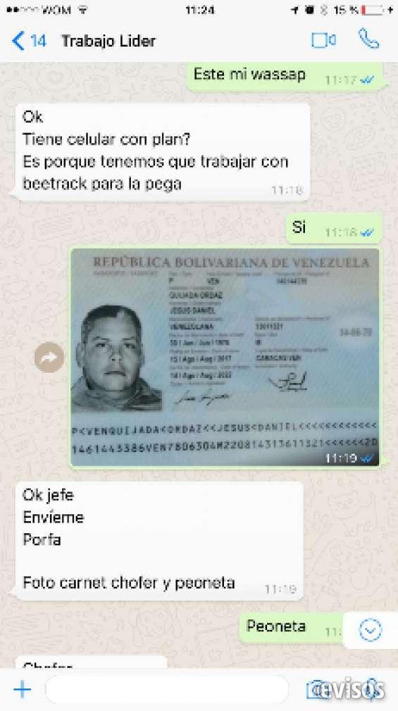 Pasaportes y documentacion perdida
