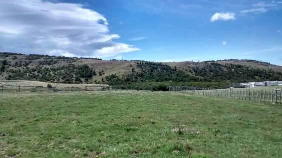 Vendo hermosa parcela 15 hectareas villa dorotea