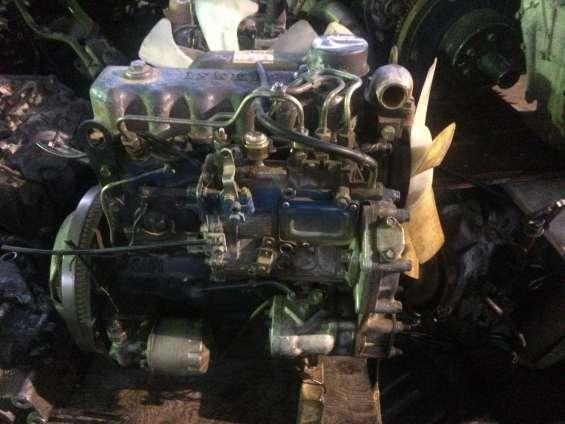 Venta de motores kubota, importados directamente de japón