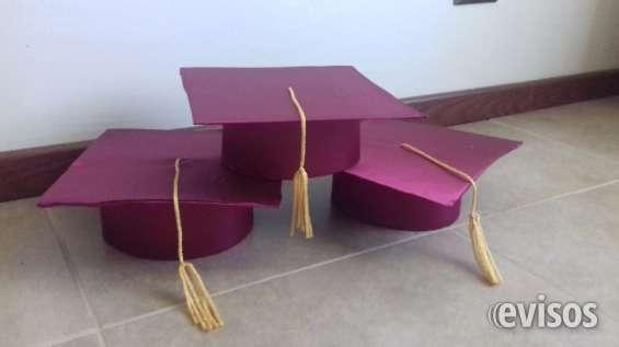 Birretes de graduacion - lisenciaturas