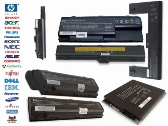 Baterías notebook hp providencia