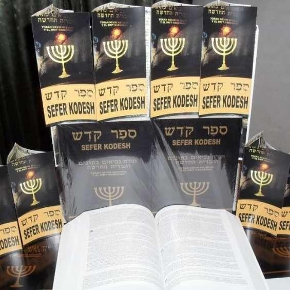 Las escrituras del hebreo al español en todo sudamerica