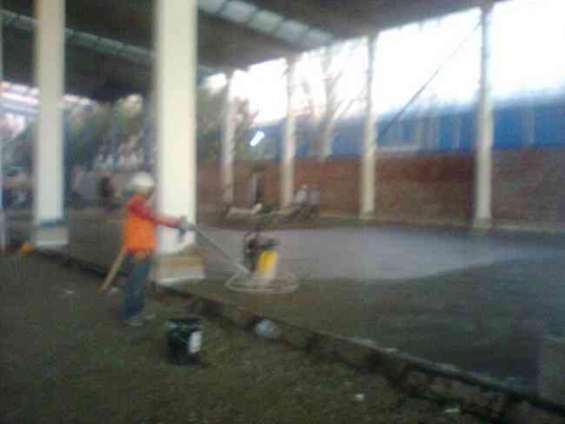 Radier asfalto y hormigón en quilicura movimientos de tierra 227098271
