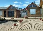 Arriendo cabaña en Pelluhue para 8 personas