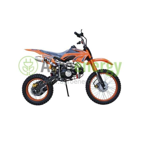 Motocicleta enduro 125cc varios colores