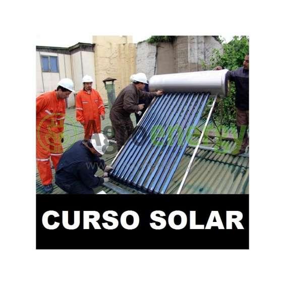 Curso energia solar termico