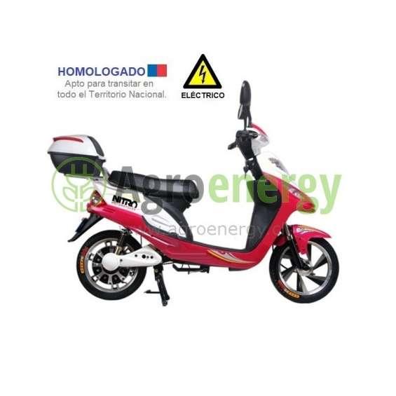 Scooter electrica 250w con homologada