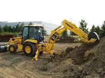 Aprende a operar  excavadora y retroexcavadora.