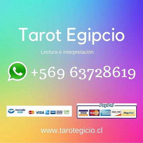 Lectura de tarot egipcio +569 6372 8619