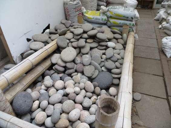 venta de piedras decorativas para jardin - Piedra Decorativa Jardin