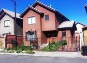 Vendo Casa  2 pisos Haras de  Machali, 89 millones