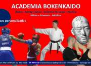 Curso de defensa personal con boxeo karate Aikido y kyusho