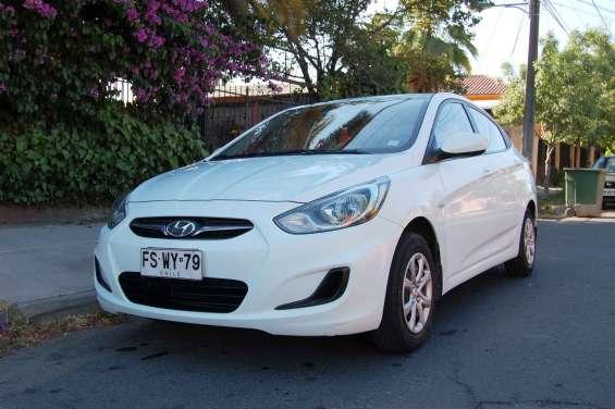Hyundai accent 2013-
