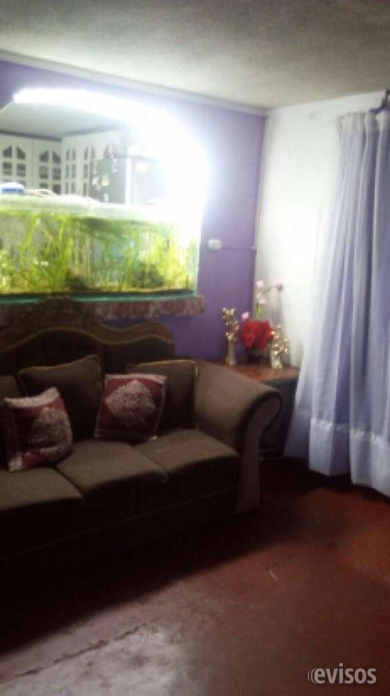 Vendo casa usada en santiago