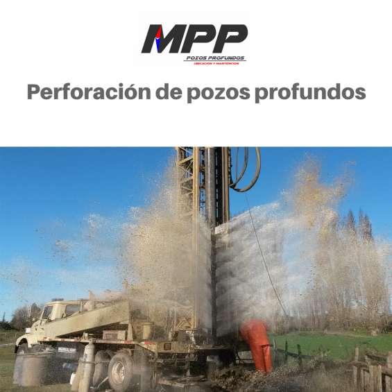 Perforación de pozos profundos