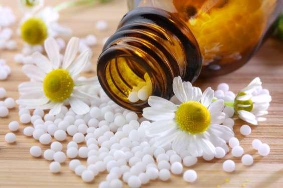 Tratamientos con homeopatía