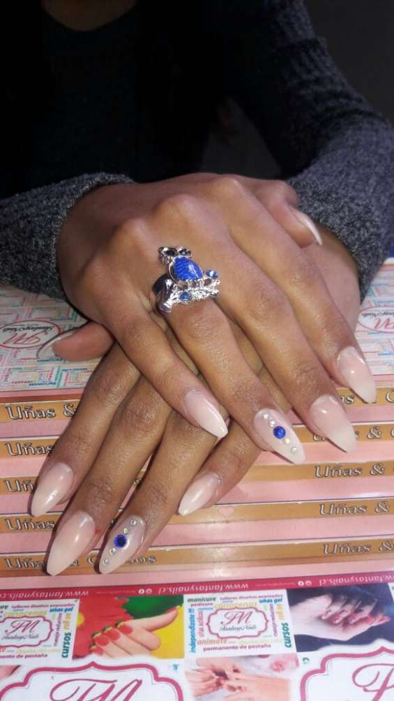 Curso dual sistem fantasy nails