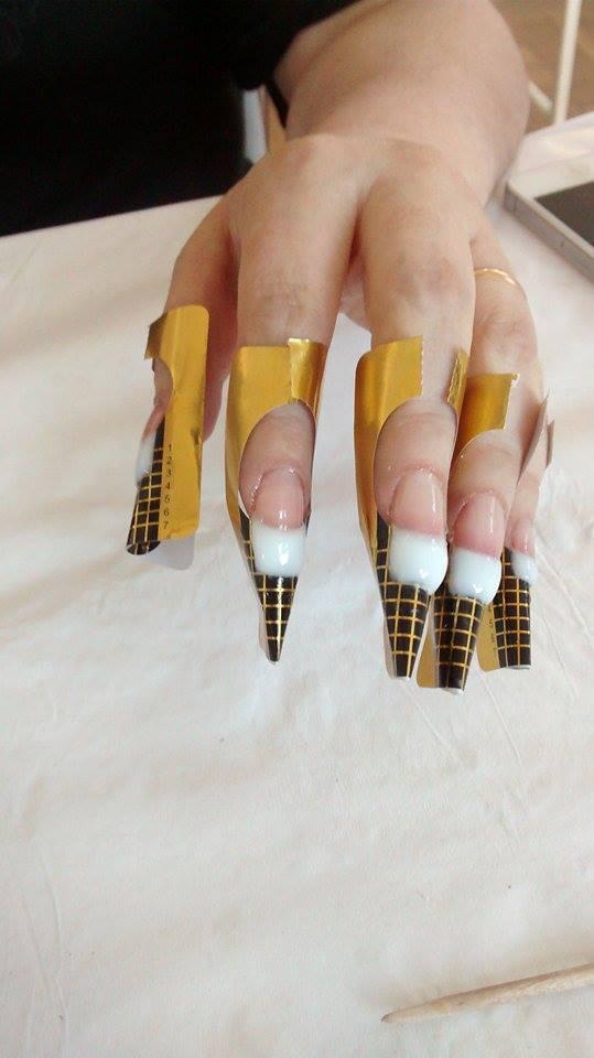 Cursos uñas acrilicas esculturales