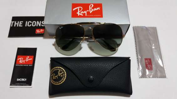 """Gafas de sol marca """" ray- ban """" (nuevos)"""