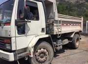 Ford Cargo 1516 año 2001 Tolva