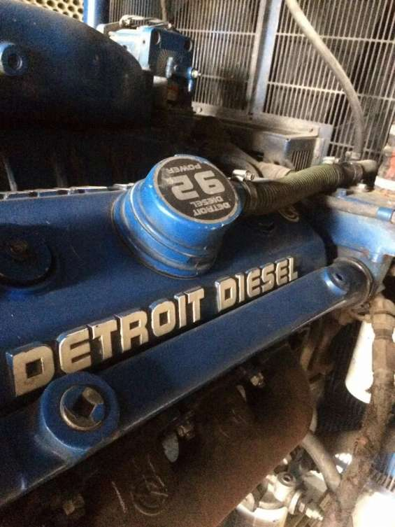 Vendo grupo electrógeno - generador diesel 440 kva