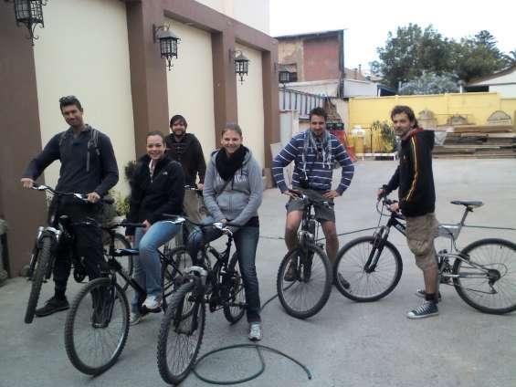 Arriendos de bicicletas
