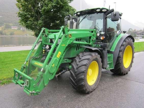 Tractor john deere 6125r