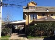 Hermosa Casa de 3 pisos, Villa Rojas Magallanes, La Florida
