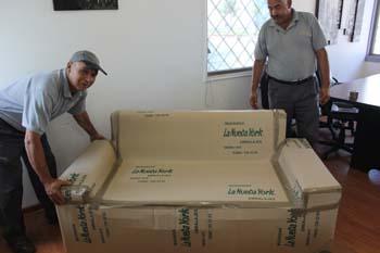 Fotos de Mudanzas económicas y transporte en general de muebles y objetos delicados. 2