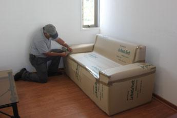 Fotos de Mudanzas económicas y transporte en general de muebles y objetos delicados. 1