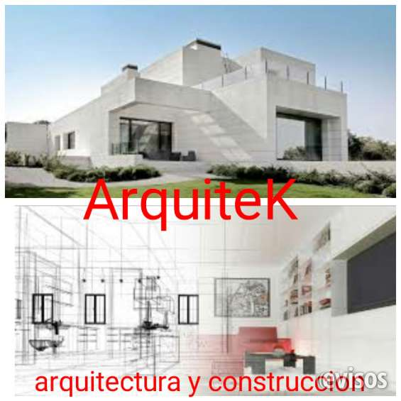 Arquitectura, diseños, proyectos.