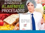 Asesoría buenas prácticas de manufactura en empresas de alimentos,  restaurantes, casinos