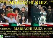 Mariachi ruiz.charros mexicanos