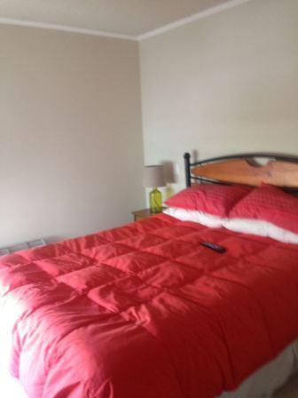 Dormitorio principal (cama 2 plazas).