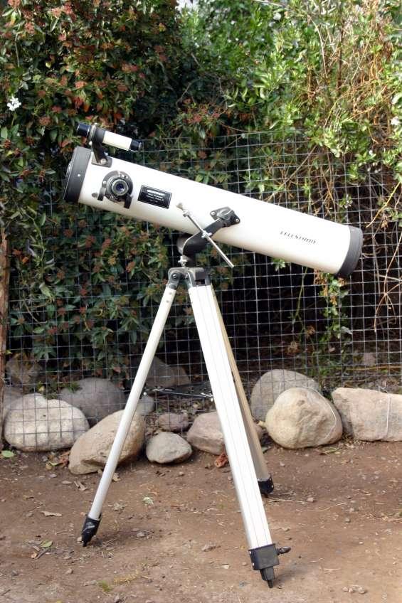 Telescopio celestron precio conversable