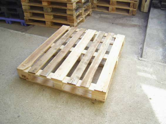 Pallets reacondicionados 100% operativos $3.500 +iva