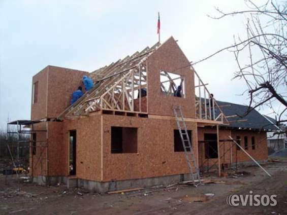 Montadomos paneles de casas