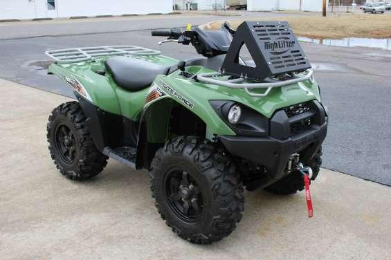 Kawasaki brute force 750 4x4 eps de 2015